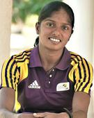 Tintu hopes to overcome hurdles