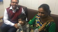 In dramatic midnight operation in Ghaziabad, Delhi Police rescues kidnapped child, 1 accused killed