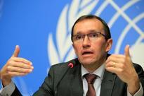 U.N. envoy: Cyprus talks