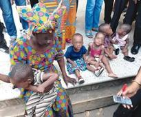 60 year old woman arrested for buying five babies for N5m (photo)