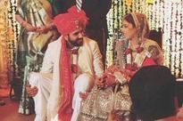 Rohit Sharma gets married to Ritika Sajdeh; Sachin Tendulkar and Co. in attendance