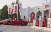 Ferrari Qatar, Mawater Centre organise exclusive two-day test drive event