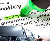 The Final Stakeholders Consultation to review the draft National IT Policy