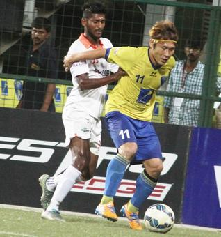 Fed Cup: Sporting down Mumbai FC; Lajong beat East Bengal