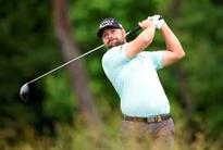 Moore finishes in the dark to lead John Deere Classic