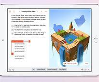 New iPad app teaches coding creatively