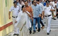 Police Unleashing Terror At Election Commission's Behest: Mamata Banerjee