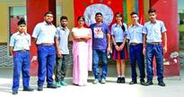 GD Goenka students excel in Wushu