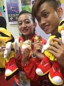 Poomsae mixed team wins first gold for Sarawak