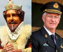 Burger King's 'Who Is The King?' Vote Reportedly Angers Belgium Royal