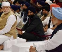 PM underlines message of harmony on Guru Nanak Jayanti