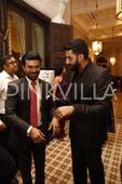 Men in Black! Abhishek Bachchan, Rana Daggubati Stun at a Charity Event