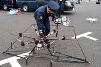 UK Police to use  Eagles versus drones in the fight against crime