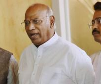 Will Siddaramaiah stay as CM? Congress high-command to decide, says Kharge