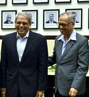 'Kris Gopalakrishnan may head Infosys'