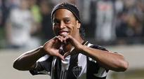 Ronaldinho to play charity match in Japan