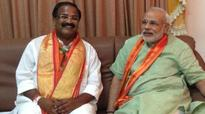 Crisis in Karnataka BJP is not as severe as it is portrayed: Aravind Limbavali