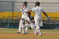 Watch: Vidarbha take 233-run lead over Delhi in Ranji final