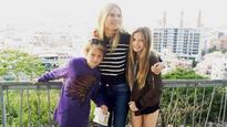 Gwyneth Paltrow and Chris Martin's kids make musical debut