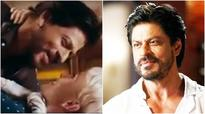 Shah Rukh Khan romances in bylanes of sweetest tourism destination, West Bengal. Watch video