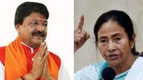 Bengalis find it hard to celebrate Diwali and Durga Puja due to Mamata's 'vote-bank politics': BJP
