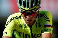 CICLISMO VUELTA - Froome, Quintana y Contador, tres tenores en lucha por