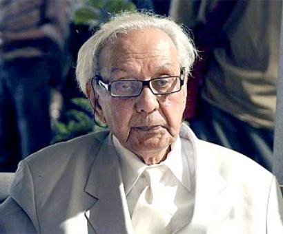 Legendary artist S H Raza laid to rest in native village