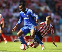 John Mikel Obi arrived at Chelsea as the teen who had already signed for Manchester United