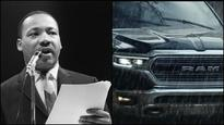 Dodge Truck's Super Bowl ad using Martin Luther King speech draws backlash