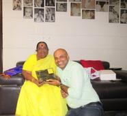 Mangaluru: Sandeep Malani honours Parvathamma Rajkumar