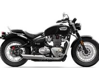 Triumph Bonneville Speedmaster launched in India at Rs 1.11 mn