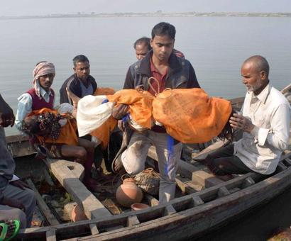 Boat tragedy toll mounts to 24; PM, Nitish announce ex-gratia