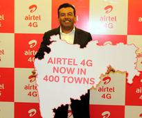 Airtel enhances network capacity in Maharashtra and Goa, launches 4G in 1800 MHz band