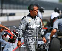 Juan Pablo Montoya, James Hinchcliffe endure rough rides in second Dual race