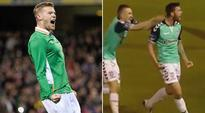 Video: James McClean's brother scores first goal for Derry City and it's a stunner