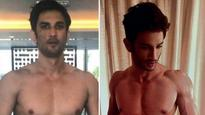 Sushant Singh Rajput's flab-to-fab transformation in 8 weeks will leave you stunned!