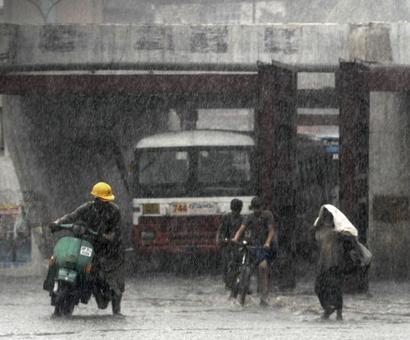 Cyclones that devastated India