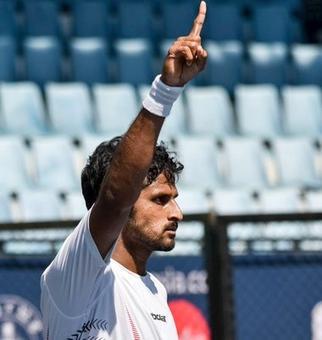 Career-best ranking for India Davis Cupper Myneni