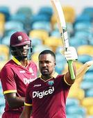 Windies topple South Africa in Tri-Nation