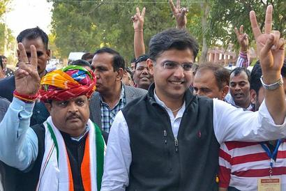 'Congress won't declare CM face for Rajasthan polls'