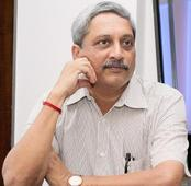 Parrikar raps Mamata for allegations about Army