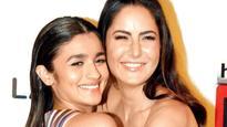 Would love to do a film with Katrina: Alia Bhatt