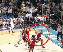 Iowa nails iffy buzzer beater to beat Temple