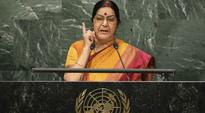 Responding to Pakistan Prime Minister Nawaz Sharif's comments at the UNGA a few days back, Sushma Swaraj said India had attempted a paradigm of friendship without any precedent.
