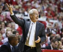 Roy Williams threw shade at UNC fans after Indiana loss: 'I'd like to play in front of a crowd like that'