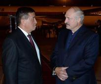 Meeting of Council of CIS Foreign Ministers in Bishkek