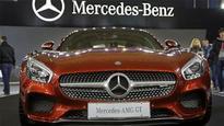 CCI rejects complaint against Daimler Fin Services, Mercedes