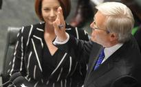 Labor must 'rise above' factions: Rudd