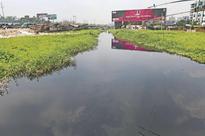 DND canal encroachment rampant