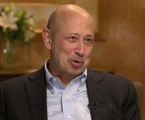 GOLDMAN SACHS CEO: I support Hillary Clinton